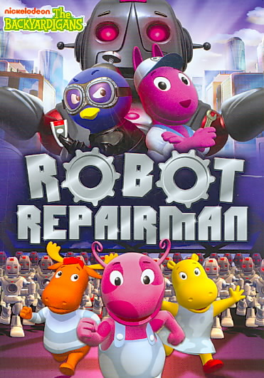 BACKYARDIGANS:ROBOT REPAIRMAN BY BACKYARDIGANS (DVD)