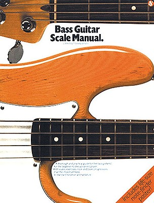 Bass Guitar Scale Manual By Vinson, Harvey (EDT)